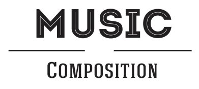 We compose new songs for your album recording projects. praise programs etc.