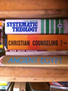 Minsters/ Leaders Materials Theological books Christian Counselling