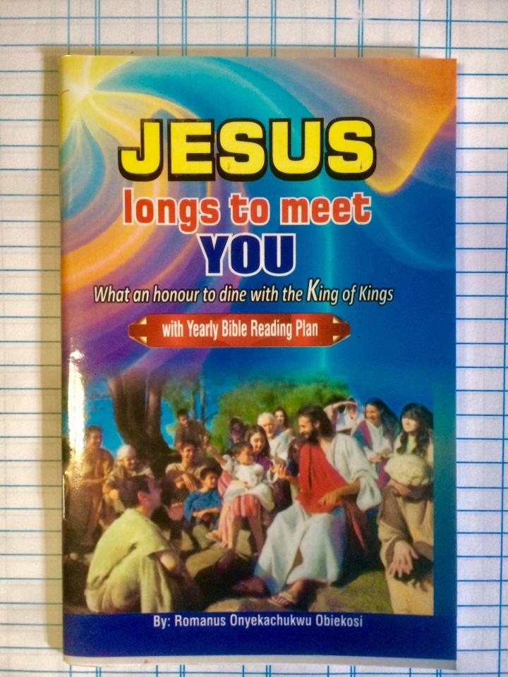 JESUS LONGS TO MEET YOU