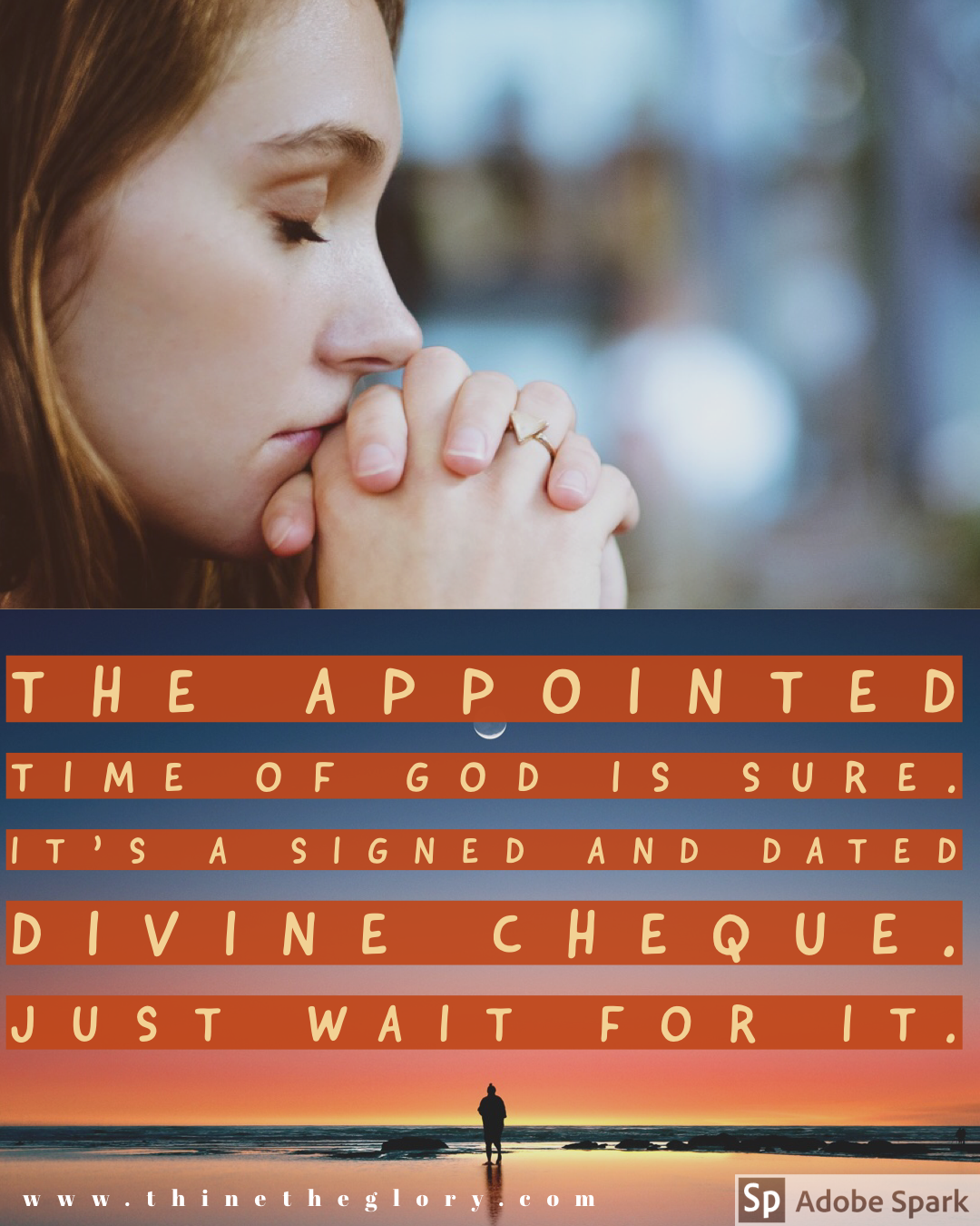 WAITING ON GOD'S APPOINTED TIME