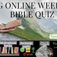 Free Online Weekend Bible Quiz With Prizes