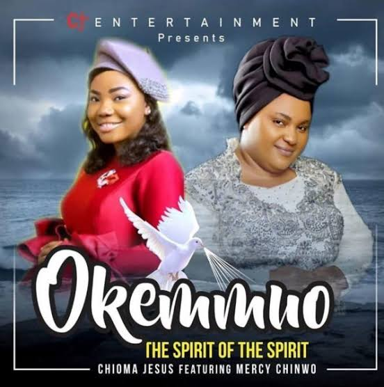 WATCH CHIOMA JESUS FEATURING MERCY CHINWO – OKENMUO
