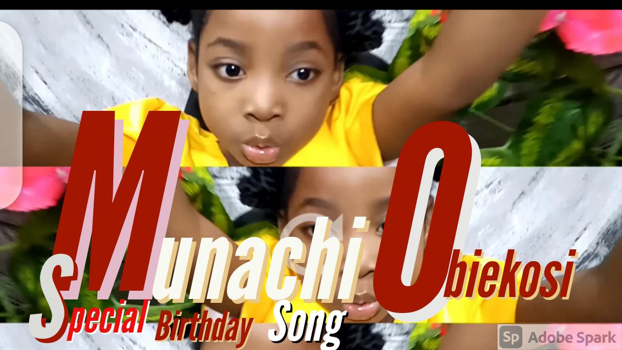 Munachi Obiekosi Releases a New Birthday Song on Her Birthday Celebration